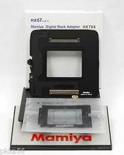 Mamiya RZ PRO II DM / LEAF BACK ADAPTER HX705 / DM / LEAF back to RZ PRO II body