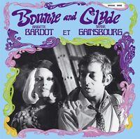 Serge Gainsbourg - Bonnie & Clyde [new Vinyl] France - Import on sale