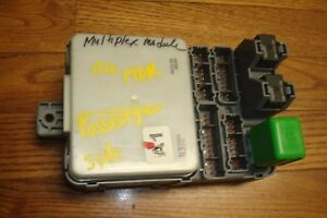 Details about 2004 ACURA MDX 3.5L OEM Front Right Dash Fuse Box w/Multiplex on
