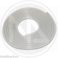 1 MT TUBO PER LIVELLE AD ACQUA MISURA 10x14, PVC di puro cristallo  40052