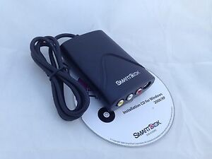 USB-Video-Adapter-burn-VCR-Video-VHS-tape-to-CD-DVD-PC-for-WIN-2000-XP-only