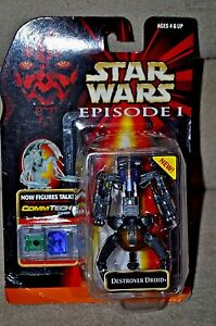 STAR-WARS-EPISODE-1-DESTROYER-DROID-COMMTECH-CHIP-HASBRO-1998-MOSC