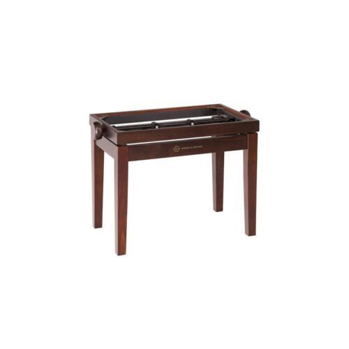 Unterteil König /& Meyer 13720 Klavierbank Rosenholz matt