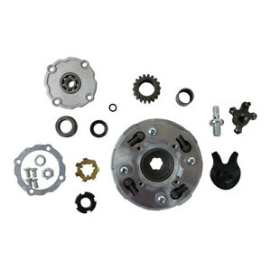 17 Teeth Quad Clutch SEMI Automatic 110cc 125cc Eletric Go kart ATV Buggy Motor