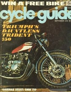 1975-September-Cycle-Guide-Motorcycle-Magazine-Back-Issue-Triumph