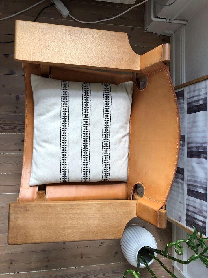 Børge Mogensen, Den spanske stol, Lounge chair