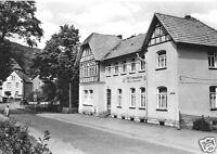 "AK, Katzhütte - Oelze, FDGB Erholungsheim ""Oberes Schwarzatal"", 1971"