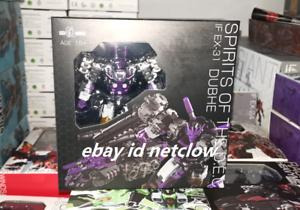Transformers IronFactory IF EX-31 DUBHE en Stock