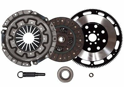 PSI STAGE 4 CLUTCH KIT /& FORGED RACE FLYWHEEL for 90-96 NISSAN 300ZX TWIN TURBO
