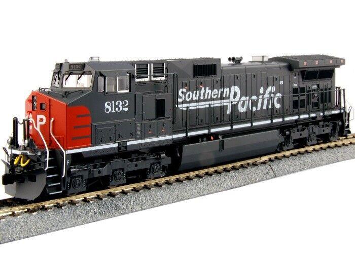 Nuevo Kato Ho Locomotora Ge C44-9W Southern Pacific listo para correr 37-6631