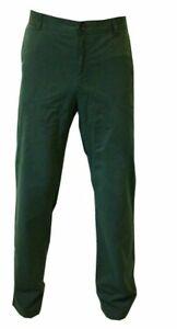 L34 Stretch Herren Hose Neu Jeans W48 A426 cotton Zu Größe Dunkelgrün W50 98 Details QCdrxsht