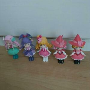 Maho-Girls-Precure-Pretty-cure-Figure-Doll-5-Body-set-Used