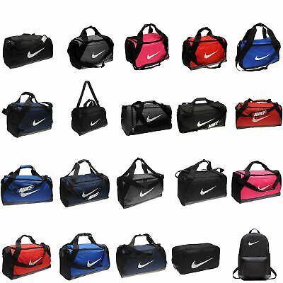 Nike Brasilia Bags Holdalls Shoebag Backpack Sports Bag Kitbag Gymbag Bequem Und Einfach Zu Tragen