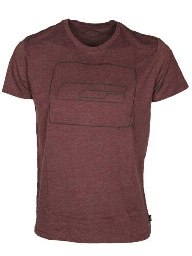 Mens Jack /& Jones Causal Crew Neck Branded T-shirt  Black Red Grey Navy S to XL