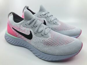 save off 2569e be5fa Image is loading Men-039-s-Nike-Epic-React-Flyknit-034-