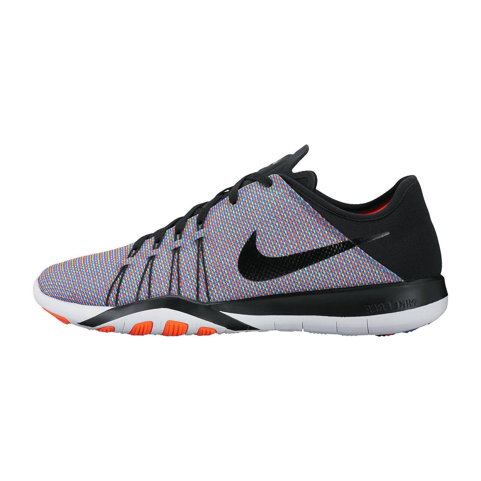 Zapatos casuales salvajes Wmns Nike Free TR 6 PRT 833424-006 zapato deportivo mentecato cortos