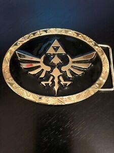 Unique-Rare-The-Legend-of-Zelda-Skyward-Sword-Nintendo-Belt-Buckle-2014