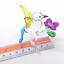 bird-7-hand-blown-clear-glass-miniature-figurine-crystal-dollhouse-art-animal thumbnail 12