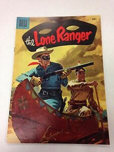 The-Lone-Ranger-92-February-1956-Dell