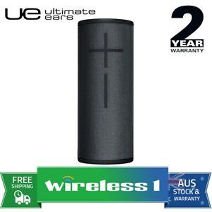 UE Ultimate Ears BOOM 3 Wireless Bluetooth Speaker - Night Black