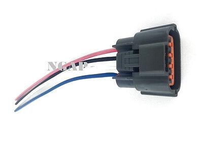 NEW DISTRIBUTOR CONNECTOR PLUG Repair PIGTAIL fits Nissan 240SX KA24DE 91-94