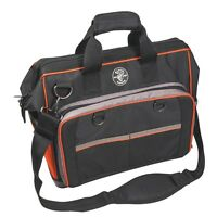 Klein Tools 554171814 Electricians Bag Trademans Pro Organizer Extreme Tools and Accessories