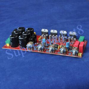 2-1-Channel-TDA7294-2x80W-160W-Subwoofer-DIY-Power-AMP