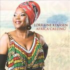 Africa Calling by Lorraine Klaasen (CD, 2008, Justin Time Records)