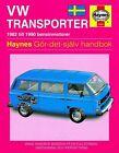 VW Transporter (82 - 90) by Haynes Manuals Inc (Hardback, 1998)