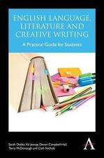 English Language, Literature and Creative Writing: A Practical Guide for Student
