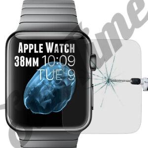 Pellicola Vetro Temperato per Apple Watch 38mm Protezione Schermo iWatch Display