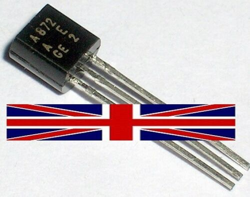 2SA872A A872A TO-92 Transistor from UK Seller