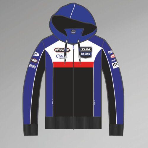 Official THM Yamaha Sweatshirt Team Hoodie