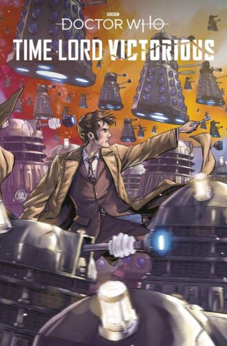 Doctor Who Time Lord Victorious #1-2Cover A B C D ENM 2020 Titan Comics