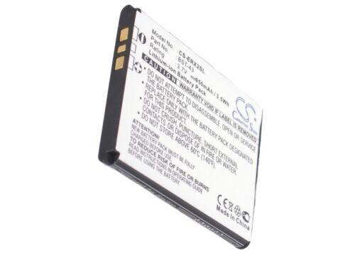 Reino Unido Batería Para Sony Ericsson Cedar J108 Hazel Bst-43 3.7 v Rohs
