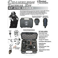 Earphone Connection Chameleon Tactical Kit For Motorola Xts Two Way Radios