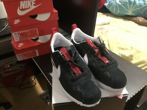 best service e391d 66674 Details about Nike Cortez Kenny III 3 Size 7 TDE Kendrick Lamar Black/Red