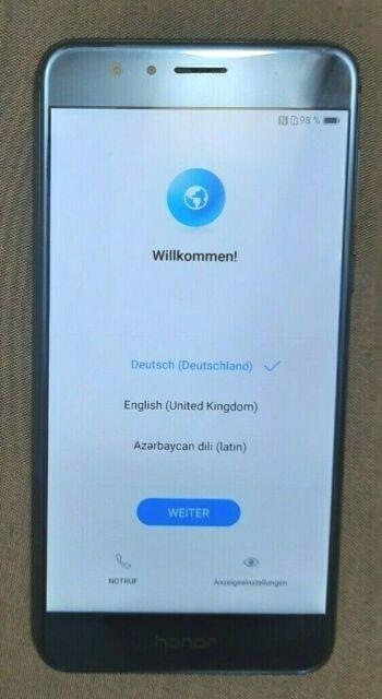 Smartphone-Honor 8-Double SIM - 32 Go-Bleu-Sans Sim-Lock
