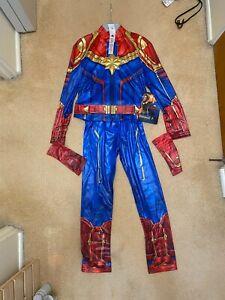 Nwt Disney Store Captain Marvel Costume Size 7 8 Ebay Eur 213,47 tot eur 245,34. ebay