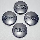 4x Audi A3 A4 S4 A6 S6 A8 TT HUB/WHEEL CENTER CAP CAPS 4B0601170 D:60mm/55mm Rim