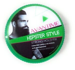 Hipster style uomo capelli