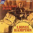 LIONEL HAMPTON I'M IN THE MOOD FOR SWING ALBUM CD D435