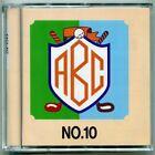 Brother Babylock Bernina Machine Embroidery Card No 10 Monogram Alphabet