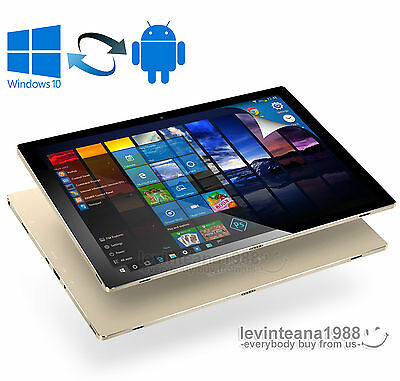 "10.1"" Intel Atom X5 Z8350 Teclast Tbook 10S 4Gb/64GB Windows Dual OS Tablet PC"
