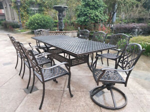 9-piece-outdoor-dining-set-Rubaiyat-Expandable-Table-cast-aluminum-furniture