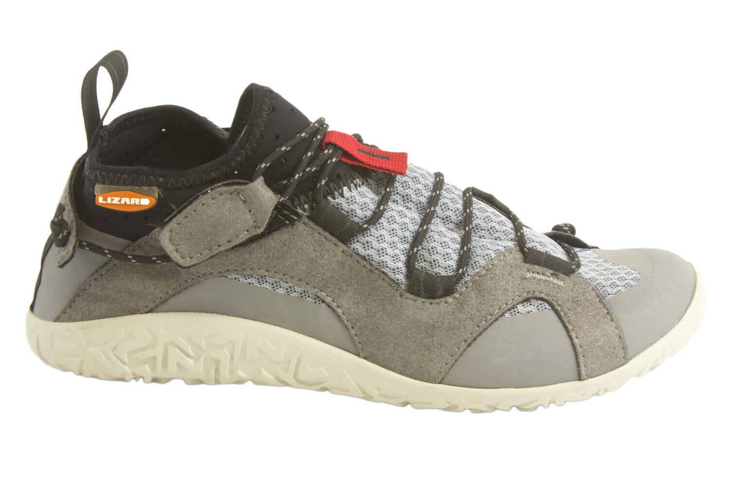 Lizard Footwear Women's Kross Amphibious Grey Trail shoes  NWOB