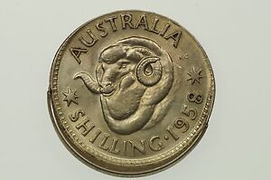 1958-Shilling-Variety-Error-Mis-Strike-in-Uncirculated-Condition