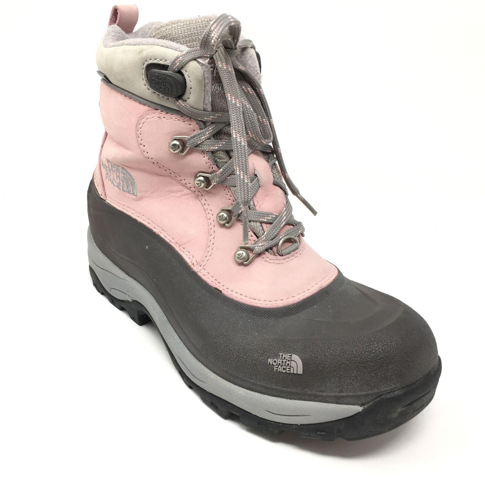 vendita all'ingrosso Donna  The North Face Waterproof Waterproof Waterproof Winter stivali scarpe Dimensione 8M rosa Insulated AB9  classico senza tempo