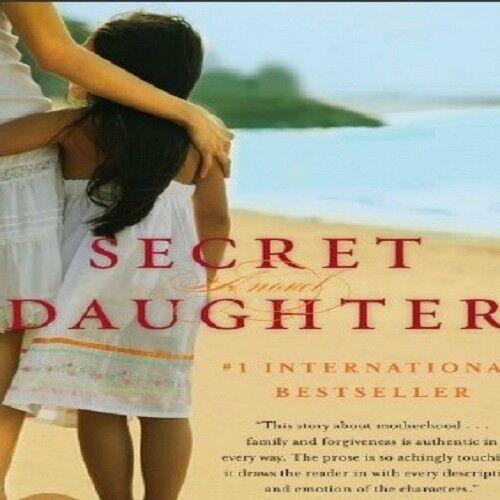 Secret Daughter by Shilpi Somaya Gowda (2011, Paperback)International Bestseller