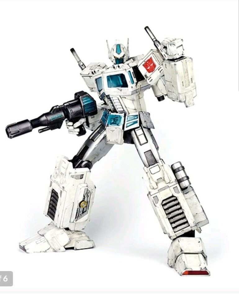 Transformers G1 Ultra Magnus - Exclusive